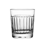 Crystal whiskey glasses 280 ml SET of 6