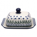 Butter dish Butter container 15.5 cm