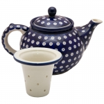 Teapot 1200 ml with tea infuser