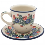 Tea Coffee 200 ml CUP with saucer