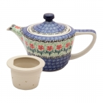 Teapot 500 ml with tea infuser