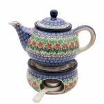 Teapot 0.9 l with warmer