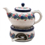 Teapot 1.2 l with warmer