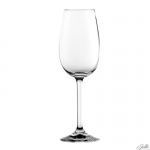 Crystal wine glasses 220 ml SET of 6