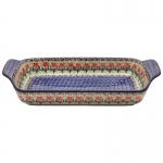 Rectangular platter Baking dish 32 cm