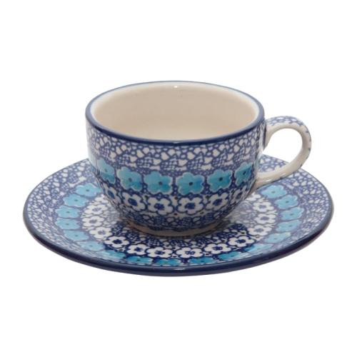 Filiżanka Podwójne Espresso 100 Ml 771 2338 Ceramika Artystyczna